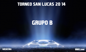San Lucas 2014: Grupo B