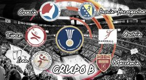 Grupo B: todos contra Croacia