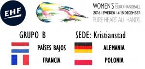 Grupo B: Países Bajos y Francia lucharán por el primer puesto del grupo