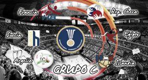 Grupo C: Francia en busca de su quinto título mundial