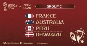 Análise Grupo C: candidata ao título, França terá pela frente sobreviventes da repescagem