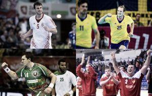 Europeo de Dinamarca 2014 - Grupo D: todos contra Croacia