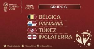 Todo preparado en el Grupo G para el Mundial