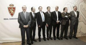 El grupo de empresarios se reúne en Barcelona con un grupo inversor