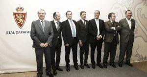 Pacto del Real Zaragoza con el grupo inversor mexicano