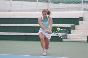 La italiana Anastasia Grymalska se lleva el triunfo en el ITF Lanzarote I