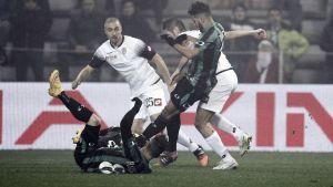 Nella nebbia emiliana finisce 1-1 tra Sassuolo e Cesena