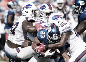New York Giants fall flat, lose to the Buffalo Bills 21-0