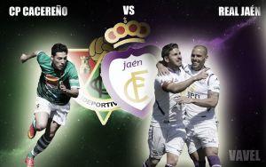 CP Cacereño - Real Jaén: el resurgir de ambos conjuntos