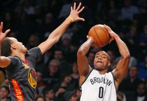 Brooklyn Nets Hold Off Golden State Warriors With Jarrett Jack Game Winner