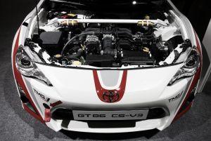 Okaeri, Toyota GT86 CS-R3