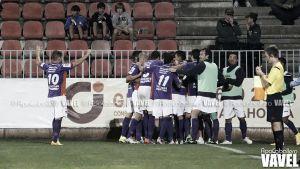 CD Guadalajara - Amorebieta: una victoria para no desengancharse