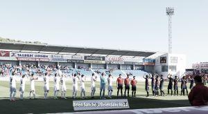 Resultado Guadalajara vs Huesca en Segunda B 2014/15 (3-1)