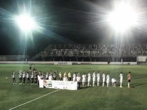 Figueirense joga segundo tempo com um a menos e fica no empate com Guarani