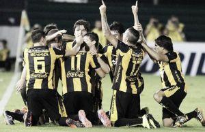 Garra Guaraní en semifinales