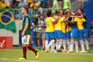 Brazil 2-0 Mexico: Player ratings as El Tri confirm World Cup exit at the hands of the tournament favourites