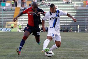 Cagliari - Inter, guardando alla Roma