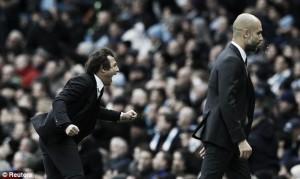 """Pep Guardiola: """"Tuvieron pocas ocasiones, pero acertaron"""""""