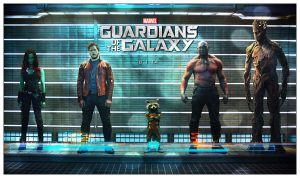 Los 'Guardianes de la Galaxia' comienzan batiendo récords
