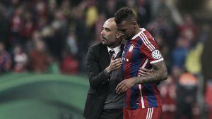 """Guardiola: """"Estoy muy orgulloso de mi equipo"""""""