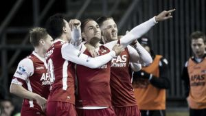 AZ prolonga el sufrimiento del NAC Breda