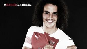 Mattéo Guendouzi, otro mediocentro para el Arsenal