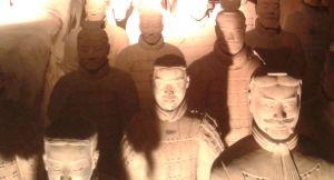 Los guerreros de Terracota visitan Madrid