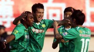 Beijing Guoan y Guizhou Renhe animan el final de la Superliga