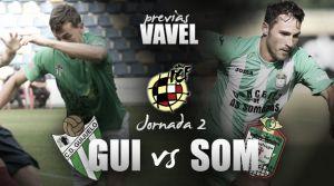 Guijuelo - Somozas: el combate de los opuestos