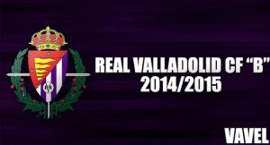Temporada del Real Valladolid Promesas 2014-2015, en directo