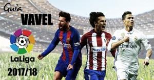 Guía VAVEL Primera División 2017/18: juego de cromos