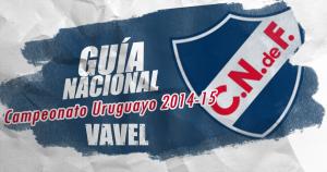 Guía VAVEL Campeonato Uruguayo 2014-15: Nacional