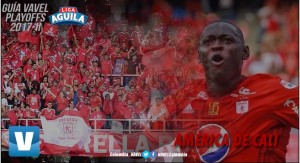 Guía VAVEL 'playoffs' Liga Águila 2017-II: América de Cali