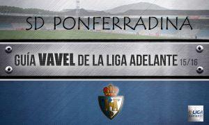 SD Ponferradina 2015/2016: un año más con la consolidación en mente