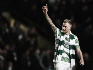 Celtic 3-3 Inter Milan: Guidetti score late equalizer at Parkhead