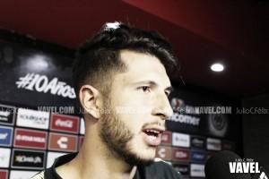 """Guido Rodríguez: """"Veníamos a ganar y llevarnos los tres puntos"""""""
