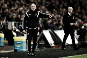 """Francesco Guidolin pleased with current run, expects """"clinical"""" performance against Southampton"""