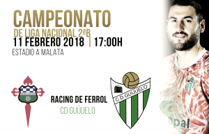 Previa: Racing de Ferrol - Guijuelo: tres puntos vitales en juego