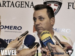 """Juan Carlos Guillamón: """"Los tres partidos que quedan son tres finales para nosotros"""""""