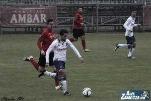 Guillermo Alonso, última salida del Deportivo Aragón