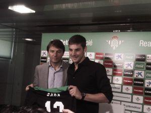 Guillermo Sara se desvincula del Real Betis
