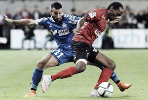 Guingamp quebra sequência negativa ao bater Marseille e conquista primeiros pontos na Ligue 1
