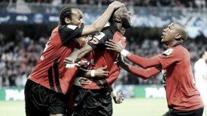 Guingamp elimina al poderoso Mónaco y jugará la final de la Copa de Francia