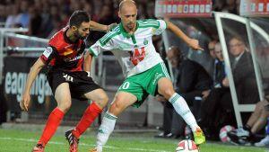 El Saint-Etienne ganó donde nunca lo había hecho