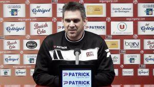 """Gourvennec: """"Tenemos que continuar con esta buena dinámica de resultados"""""""