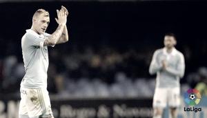 Hugo Mallo y Guidetti evolucionan favorablemente de sus lesiones