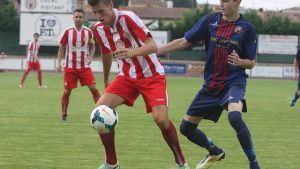 Gerard Gumbau, nuevo jugador del FC Barcelona B