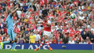 Arsenal et City se séparent bons amis