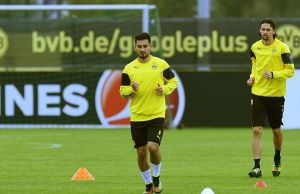 Gundogan drops hint that his future lies away from Dortmund