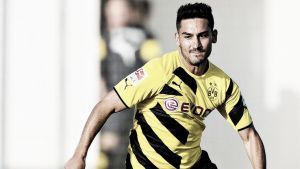 Dortmund: No contact made with Manchester United over Gundogan